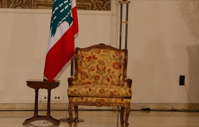 لبنان رئيس