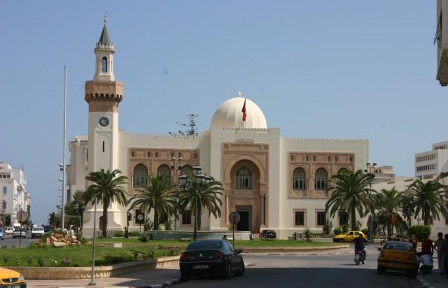 Hôtel_de_ville_Sfax