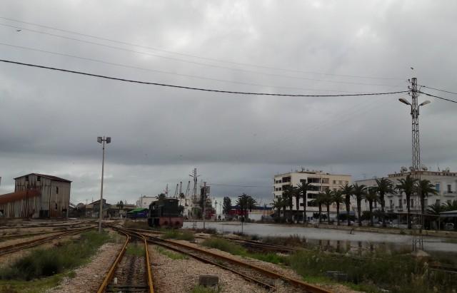 محطة القطار صفاقس