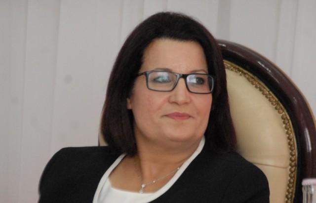 وزيرة الصحة سميرة مرعي