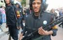 هجوم مسلح على حافلة نقل الاقباط في مصر