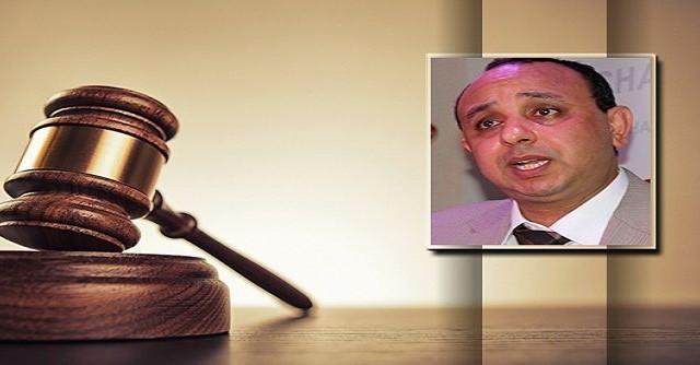 سفيان السليطي، الناطق الرسمي باسم المحكمة الابتدائية بتونس