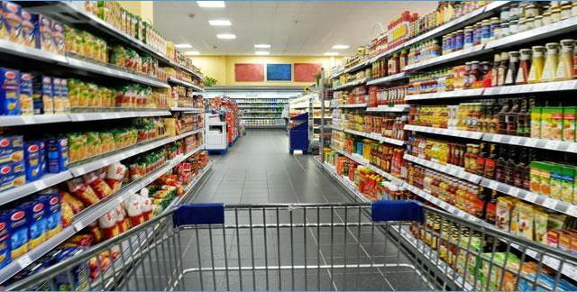 rayon_supermarcheمغازة عامة مواد غذائية