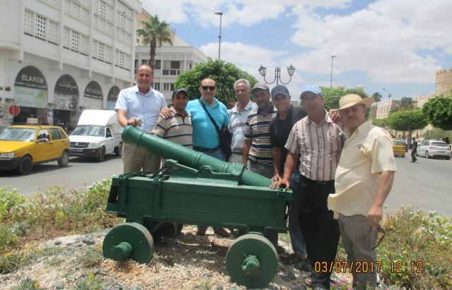 مدفع بلدية صفاقس