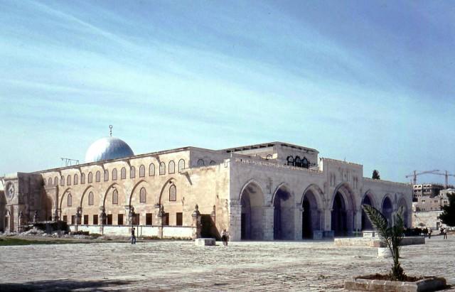 القدس مسجد اقصى