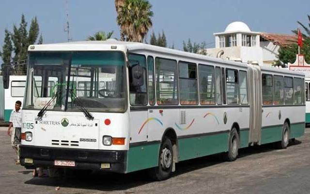 حافلة نقل soretras