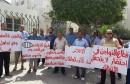 وقفة احتجاجية لقطاع الدواجن