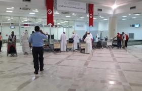 مطار صفاقس /حجاج