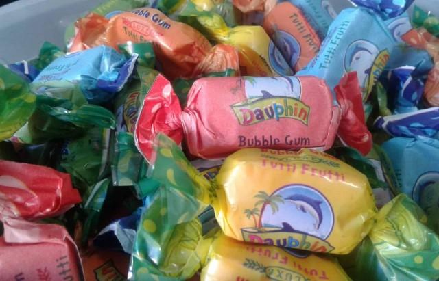 الحلوى المشبوهة
